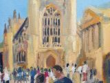 Bath Abbey, Summer 2020Artist Support Pledge