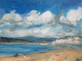 Exmouth Seascape 2020SOLD•
