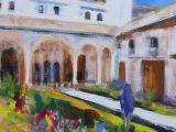 Gardens at Alhambra 2019