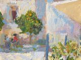 Orange Trees, Granada 2020