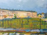 Royal Crescent Evening 2020SOLD•