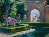 Roses and Water Alhambra 2020SOLD•