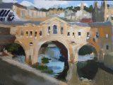 Pultney Bridge in Summer, Bath, 2020SOLD•