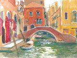 No.15 The Red Drapes, Venice