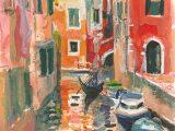 No.18 The Narrow Canels of Venice