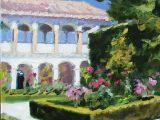 No.30 Gardens of the Alhambra, Granada