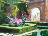 No.31 The Rose Garden, Alhambra Granada