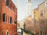 No.4 The Leaning Bell Tower of San Giorgio dei Greci, Venice