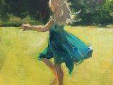 Girl Dancing 2021SOLD•